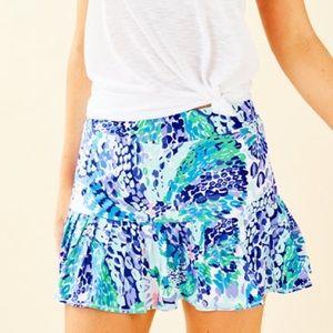 NWT Lilly Pulitzer Meryl nylon skirt